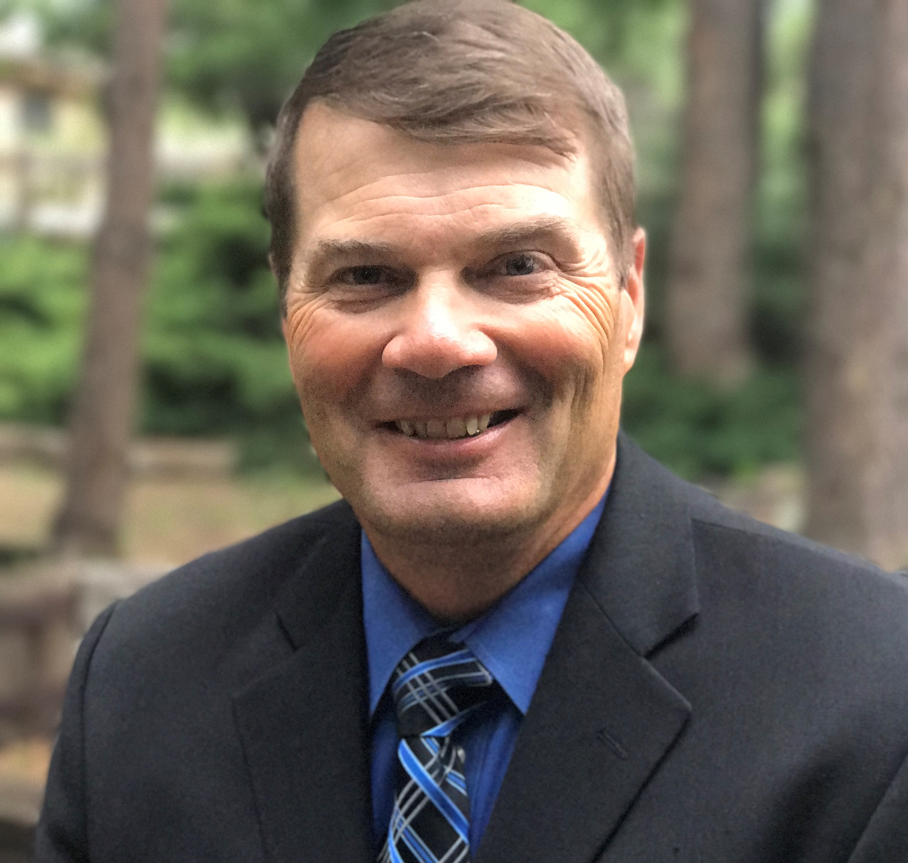 Picture of Dean Dr. Gary Packard